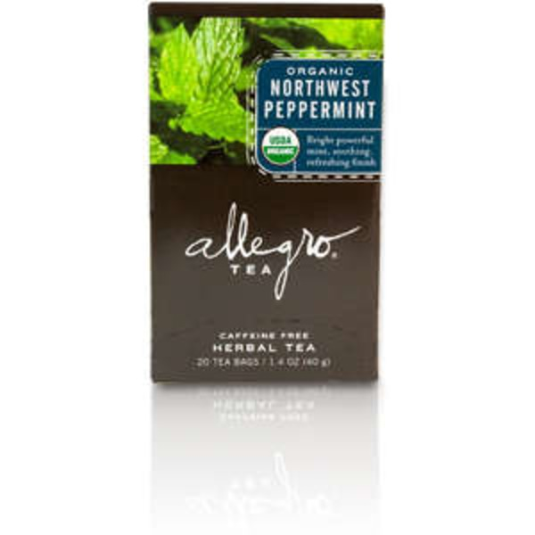 Allegro Organic Northwest Peppermint Tea