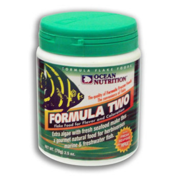 Ocean Nutrition Formula Two Flake Food