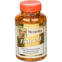 Nutri-Vet Fish Oil Soft Gels For Dogs