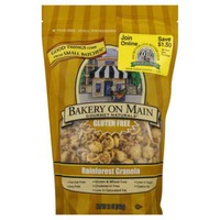 Bakery on Main Gluten Free Granola Rainforest Banana Nut