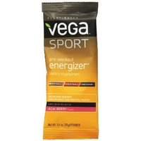 Vega Sport Sugar Free Energizer Acai Berry Dietary Supplement