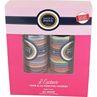 Grab & Go Pony Ponytail Holders