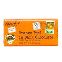 Chocolove Orange Peel In Dark Chocolate