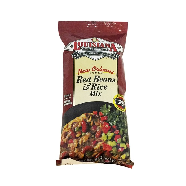 Louisiana New Orleans Style Red Beans & Rice Mix