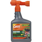 OFF! Backyard Pretreat Bug Control