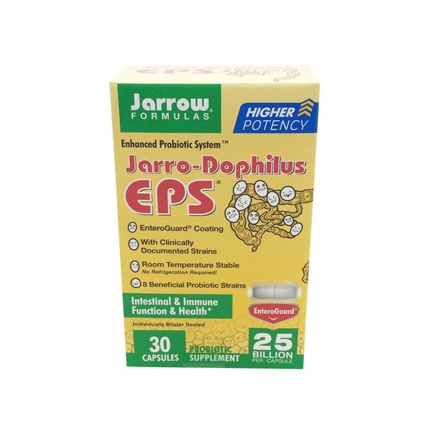 Jarrow Formulas EPS Intestinal Immune Function