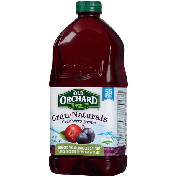 Old Orchard Cranberry Grape Juice Cocktail