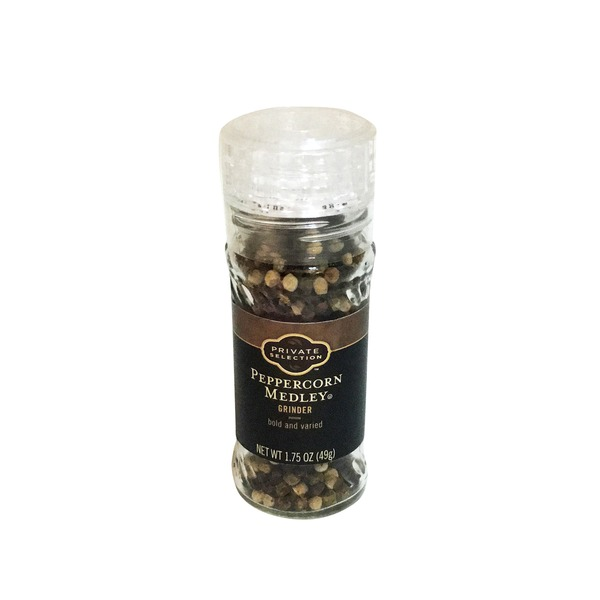 Kroger Private Selection Peppercorn Medley Grinder