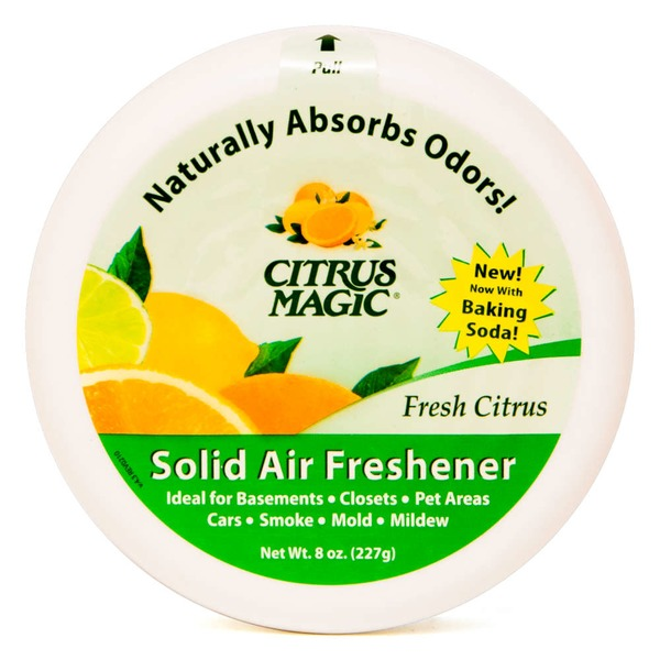 Citrus Magic Fresh Citrus Solid Air Freshener