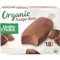 Healthy Choice Organic Fudge Bars