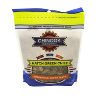 Chinook Seedery Hatch Green Chile Sunflower Seeds