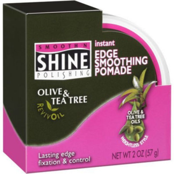 Smooth 'n Shine Polishing Reviv Oil Edge Smoothing Pomade