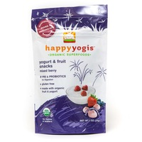 Happy Baby/Family Mixed Berry Organic Yogurt & Fruit Snacks