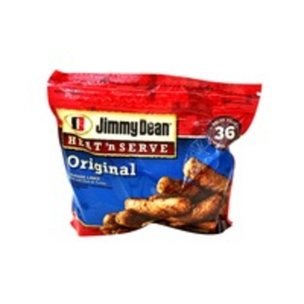 Jimmy Dean Heat N' Serve Sausage Links Original