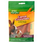 Wild Harvest Carrot Crunchies for Small Animals, 2 oz