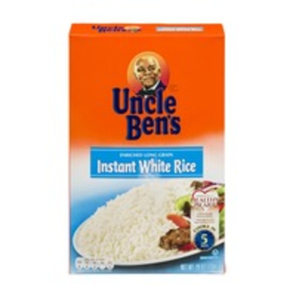 Uncle Ben's Instant White Rice