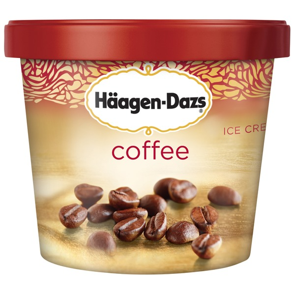 Haagen-Dazs Coffee Ice Cream Cup