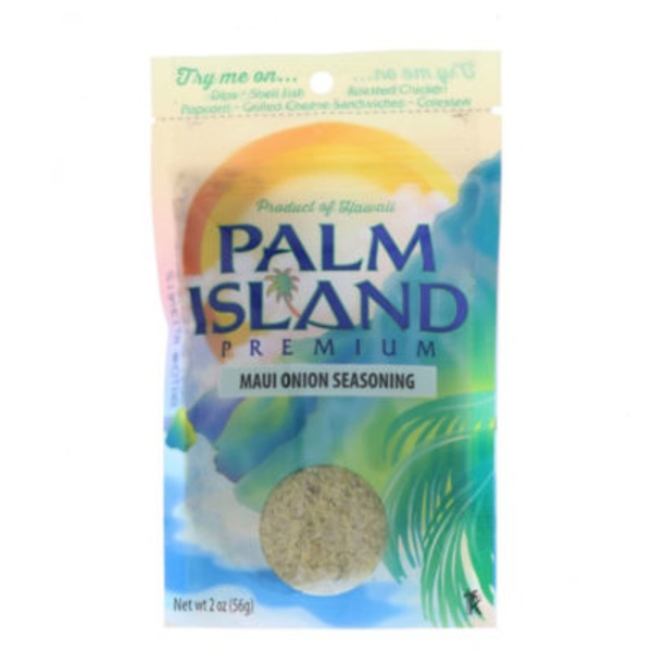 Palm Island Maui Onion Seasoning