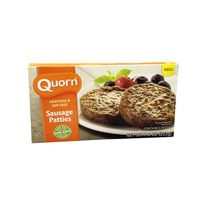 Quorn Meatless and Soy Free Sausage Patties