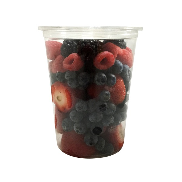 Whole Foods Market Large Produce Prepack Mixed Berries
