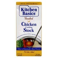 Kitchen Basics Kitchen Basic Unsalted Chicken Stock