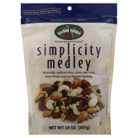Second Nature Resealable Packets Simplicity Medley