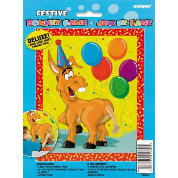Unique Festive Donkey Game