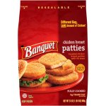 Banquet Chicken Breast Patties, 24 oz