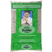 Small World Complete Feed For Rabbits Rabbit 5 lb