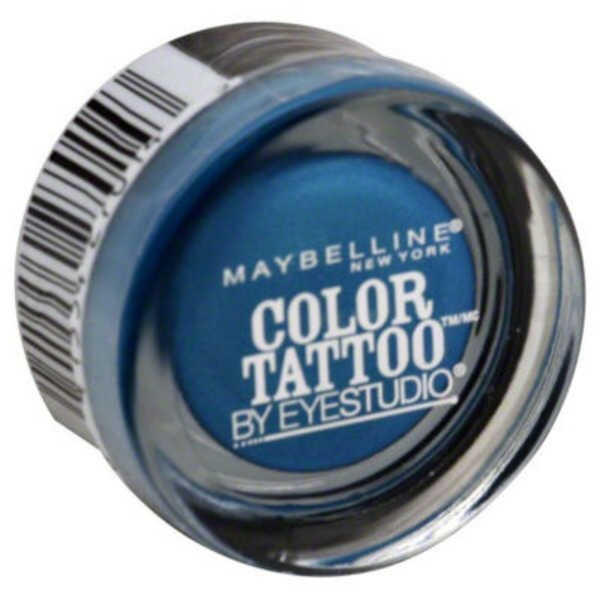 Eye Studio® Color Tattoo® Tenacious Teal 24HR Cream Gel Eyeshadow