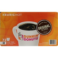 Dunkin' Donuts Medium Roast Original Blend Coffee K-Cup Pods