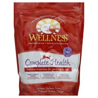 Wellness Complete Health Salmon Meal and Deboned Turkey Cat Food