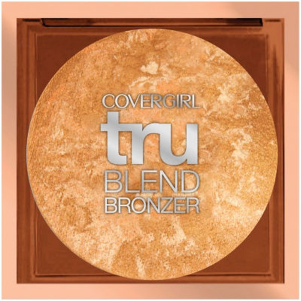 CoverGirl TruBlend COVERGIRL truBlend Bronzer Medium Bronze 0.1 oz (3.0 g) Female Cosmetics