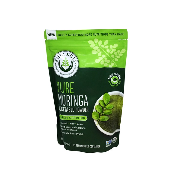 Kuli Kuli Pure Moringa Vegetable Powder