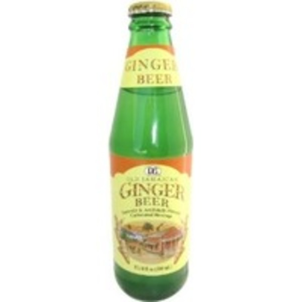 Old Jamaican Nonalcoholic Ginger Beer