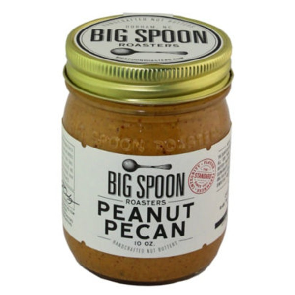 Big Spoon Roasters Peanut Pecan Butter
