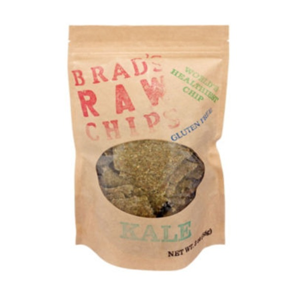 Brad's Raw Raw Chips Kale