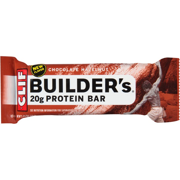 Clif Builder's® Chocolate Hazelnut Protein Bar