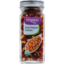 Great Value Organic Red Pepper Flakes, 1.2 oz