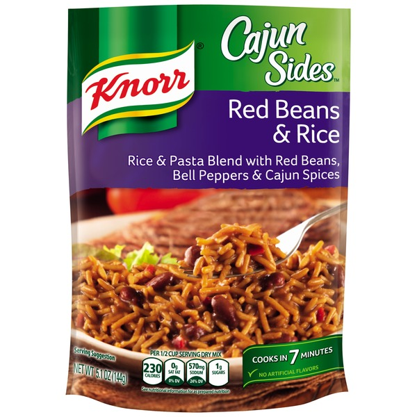 Knorr Red Beans & Rice Cajun Sides