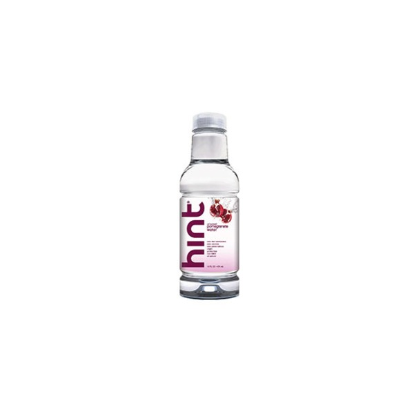 Hint Essence Water Unsweetened Pomegranate