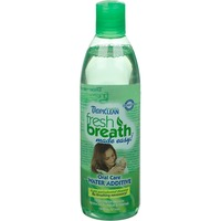 Tropiclean Fresh Breath Oral Care Water Additive For Cats