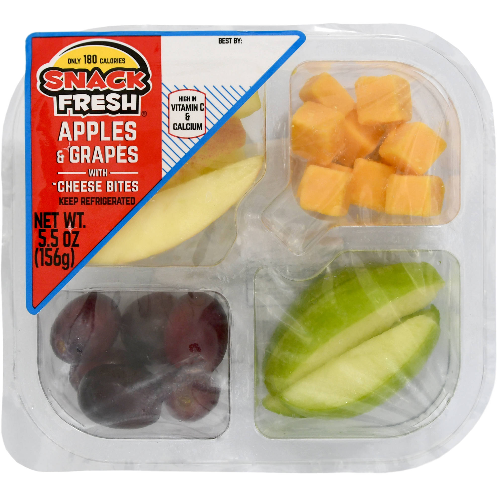 Fruit & Cheese Snack Tray