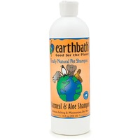Earthbath Oatmeal & Aloe Totally Natural Pet Shampoo