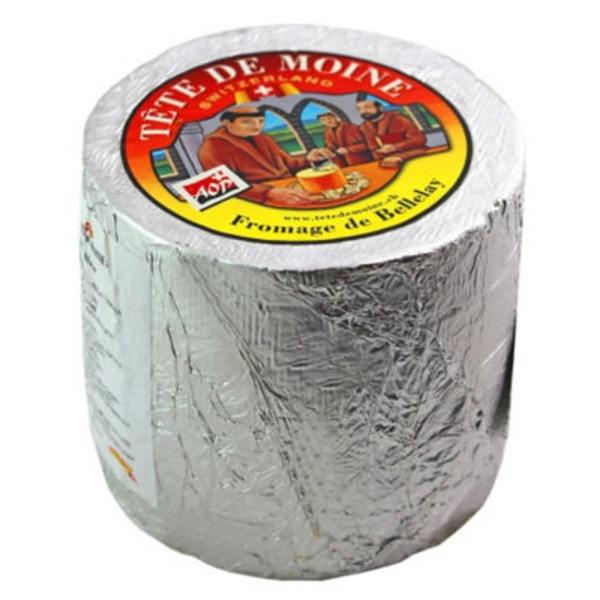 Swiss Mart Tete De Moines Cheese