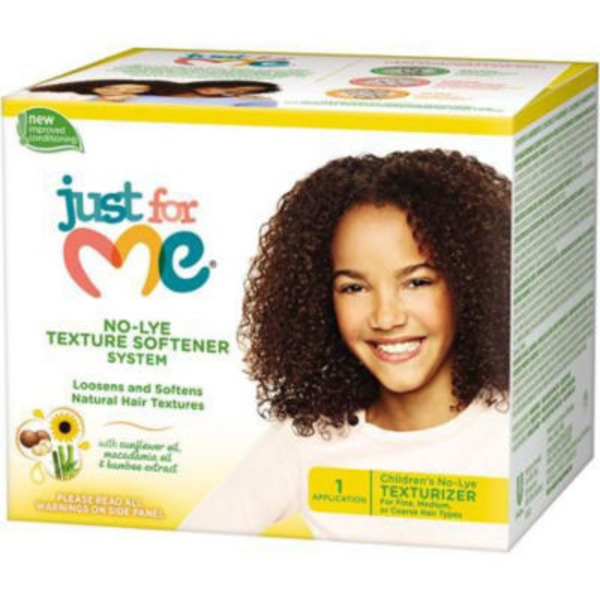 Just for Me Texture Softener System