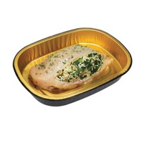 H-E-B Entree Simple Chicken Breast Spinach Florentine