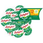 Mini Babybel Mozzarella Style Reduced Fat Semisoft Cheeses, 0.75 oz, 12 count