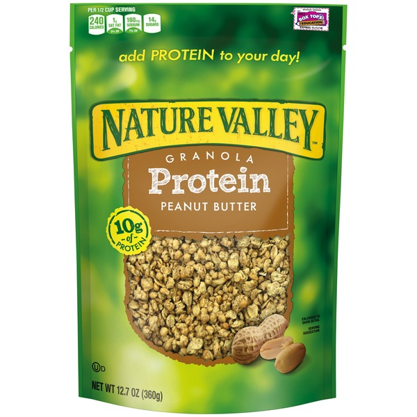 Nature Valley Protein Peanut Butter Granola