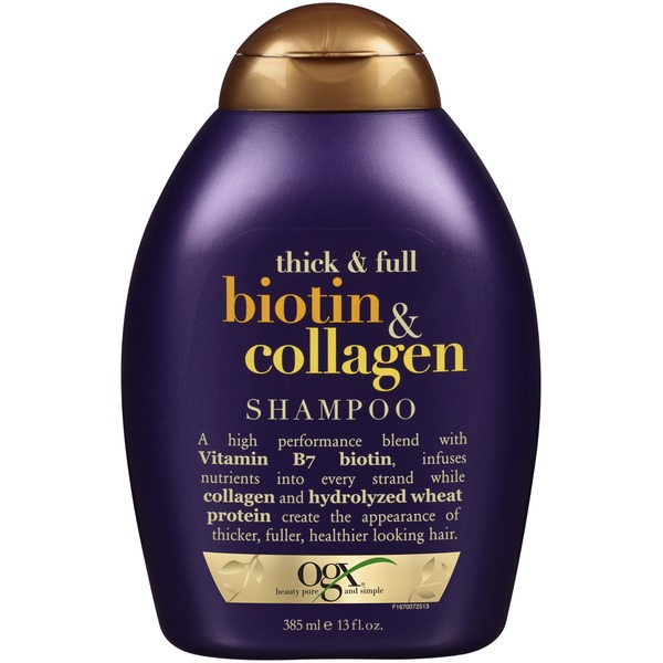 Ogx Biotin & Collagen Thick & Full Shampoo